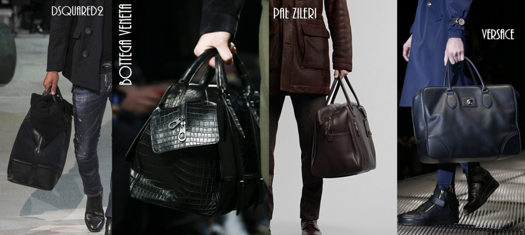 9d0d00efc3a8 В гардеробе каждого мужчины можно найти большую дорожную сумку. Подиумные  варианты демонстрируют нам крайне привлекательные возможности использование  таких ...