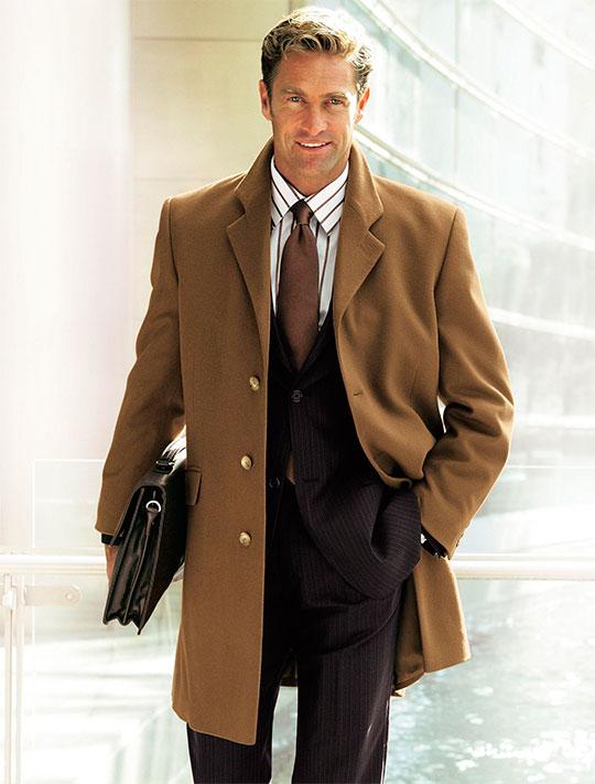 abb039608505 Двубортные мужские пальто - классика всегда в моде | Новости моды от ...
